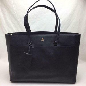 TORY BURCH Robinson Saffiano Leather Tote